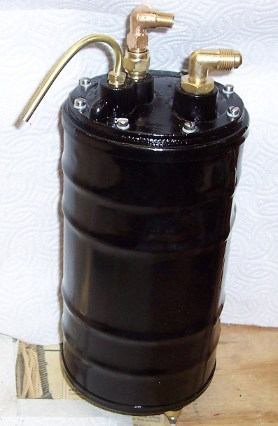 Inquire About Having A Vacuum Tank Restored